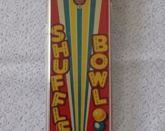 MAR Toys SHUFFLE BOWL Tabletop game toy (free shipping)