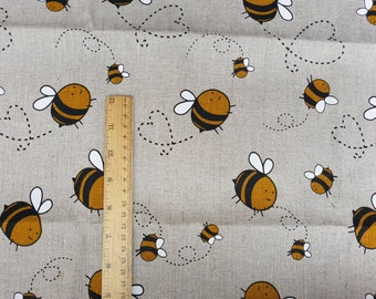 Bee Tablecloth Etsy