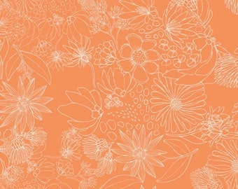 SALE Art Gallery fabric from 'Morning Walk' range - per metre - summer