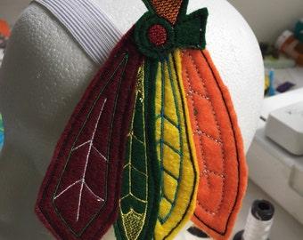 Chicago Blackhawks Feathers