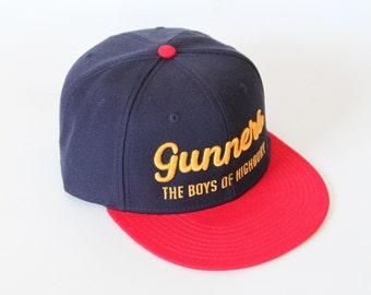 Gunners The Boys of Highbury- London Arsenal - Snapback Hat - Premier League