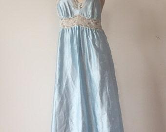 Bb blue nightie dress
