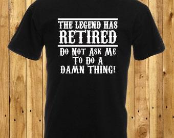 Grandad t shirt | Etsy