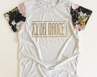Club Dance Shirt, Adult Size