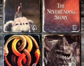 Neverending Story (Mix and Match) Coaster or Decor Accent