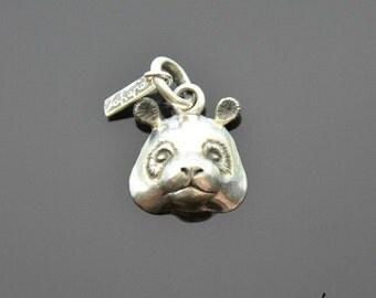 Pendant Panda Silver