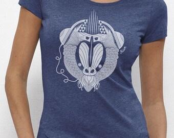BILL MANDRILL T-Shirt Girls