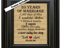 Wedding Gifts For Remarried Parents : ... Gifts/20th Wedding Anniversary Gifts/20 years of Marriage/Anniversary