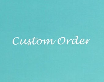 Custom Girasol Accessories for Courtney