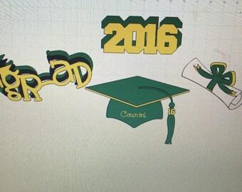 Graduation Picks (please order 5 or more)