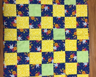 Large Baby Quilts-Flannel