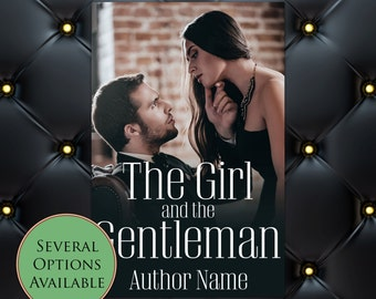 The Girl and the Gentleman Pre-Made eBook Cover * Kindle * Ereader Cover
