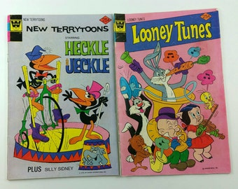 Looney Tunes and Heckle & Jeckle Classic Comic Book