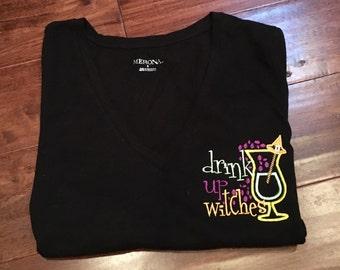 Adult Halloween shirt