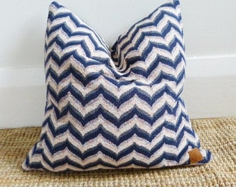 Boho, zig zag, cushion, cover, pillow, throw cushion, purple, peach
