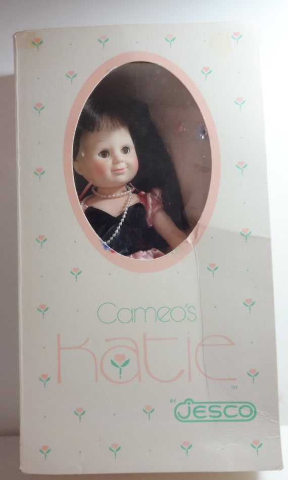 1984 Jesco Cameo's Katie Doll Original Box. Never Taken Out COA Has Tags #7 of 500.