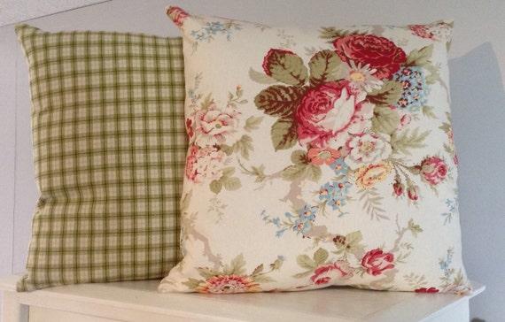 Ralph Lauren 18x18 Decortive Pillow Set Pillow by TurtleAndTreadle