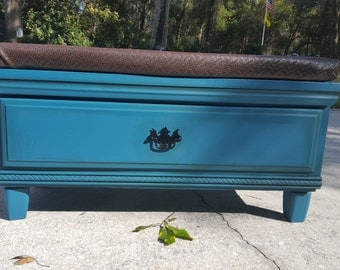 Upcycled Hall/Bed Bench