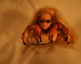 Hermit Crab Barbie