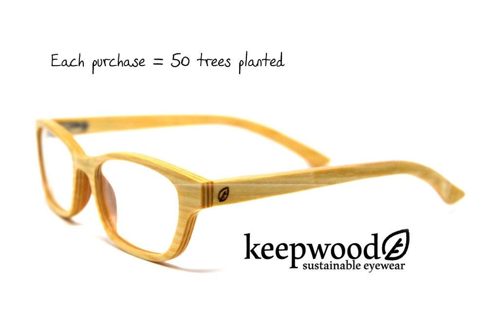 Eyeglass Frames Fairview Heights Il : Bamboo Eyeglass Frames for Prescription Lenses by ...