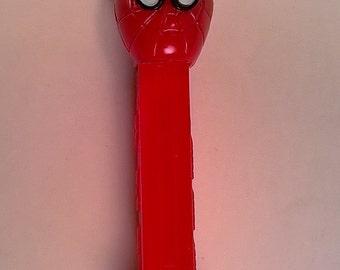Vintage Spiderman Superhero Pez Dispenser