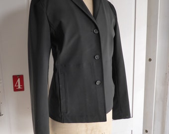 Vintage Prada black jacket size 40 UK 8