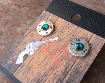 Ammo Earrings