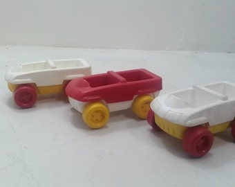 Vintage CBS Inc Toy Cars 1981!