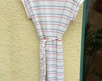 Vintage c&a tennis / day dress
