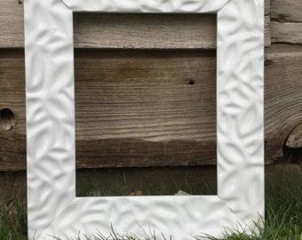 White Frame 8 x 10