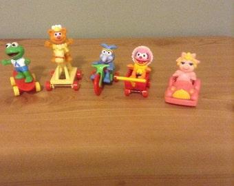 Vintage McDonalds Muppet Babies Canadian release