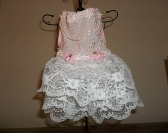 Pink Party, Wedding Dress size xsmall (xs)