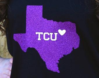 I love Texas Christian University - TCU Horned Frogs - TCU