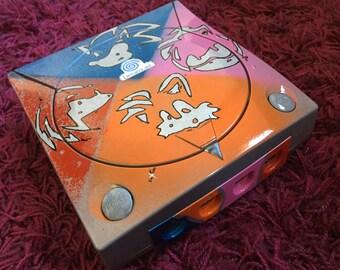 Sega Dreamcast CuXtom Sonic