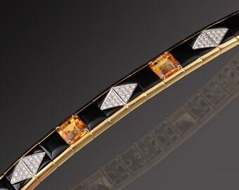"BONDANZA ""Redefined"" collection bracelet"