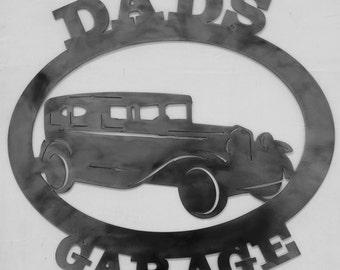 Dad's/Grandpa's Garage
