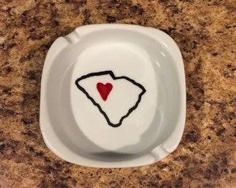 States ashtray