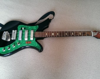 AELITA RARE Soviet Vintage Electric Guitar USSR