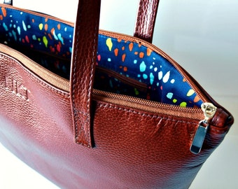 Leather Handbag Dillon