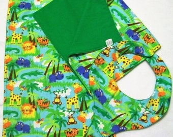 Jungle Babies Gift Set