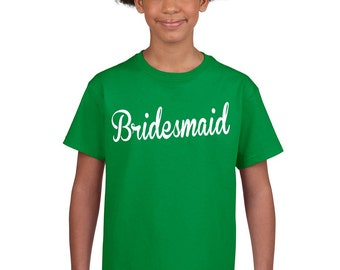 Bridesmaid - Youth T-shirt
