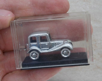 Vintage small plastic car, retro style, collector, decor, small, cute, cool, old, vintage car, gift, gift idea