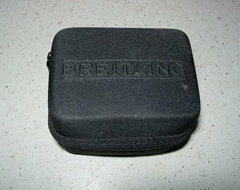 breitling watch travel box