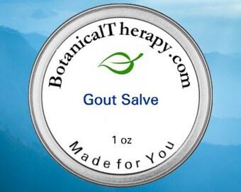 Gout Salve