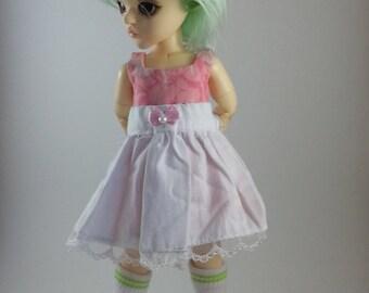 Pretty Pink Flora Dress Set