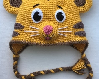 Daniel Tiger hat, listing #13081