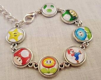 Super Mario bracelet
