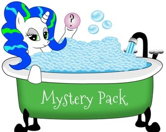 Mystery Bath Bomb Pack