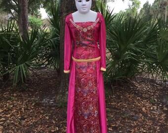 Amazing medieval cosplay, larp, dress US size 12