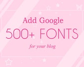 Google plugins fonts - Wordpress theme-Wordpress template- Feminine wordpress theme - Responsive WordPress Theme -Wordpress blog theme